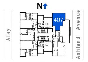 407- 1 Bedroom